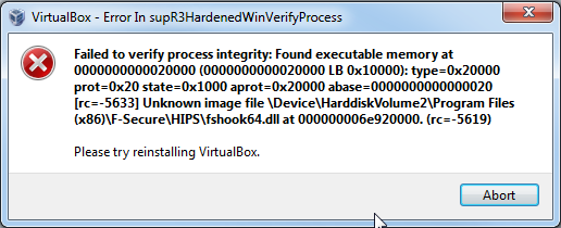 VirtualBox - Error In supR3HardenedWinVerifyProcess.png